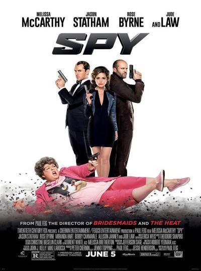 Spy (2015) HC 720p WEBRiP x264-RLSM