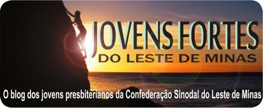 JOVENS FORTES DO LESTE DE MINAS