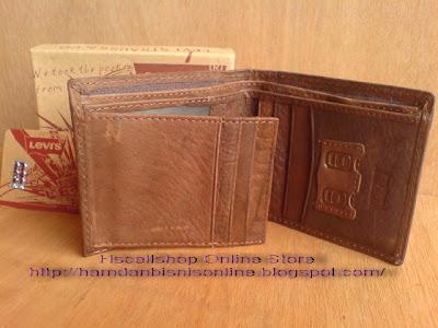 Dompet Kulit Basah