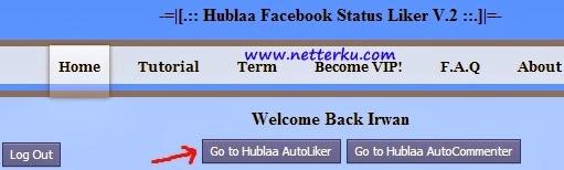 Go to Hublaa AutoLiker - Netterku.com
