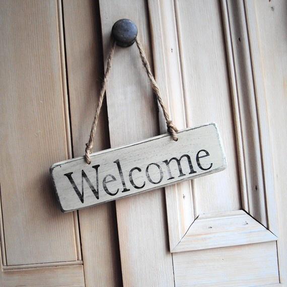 Bienvenida!