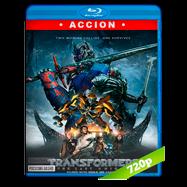 Transformers: El último caballero (2017) BRRip 720p Audio Dual Latino-Ingles