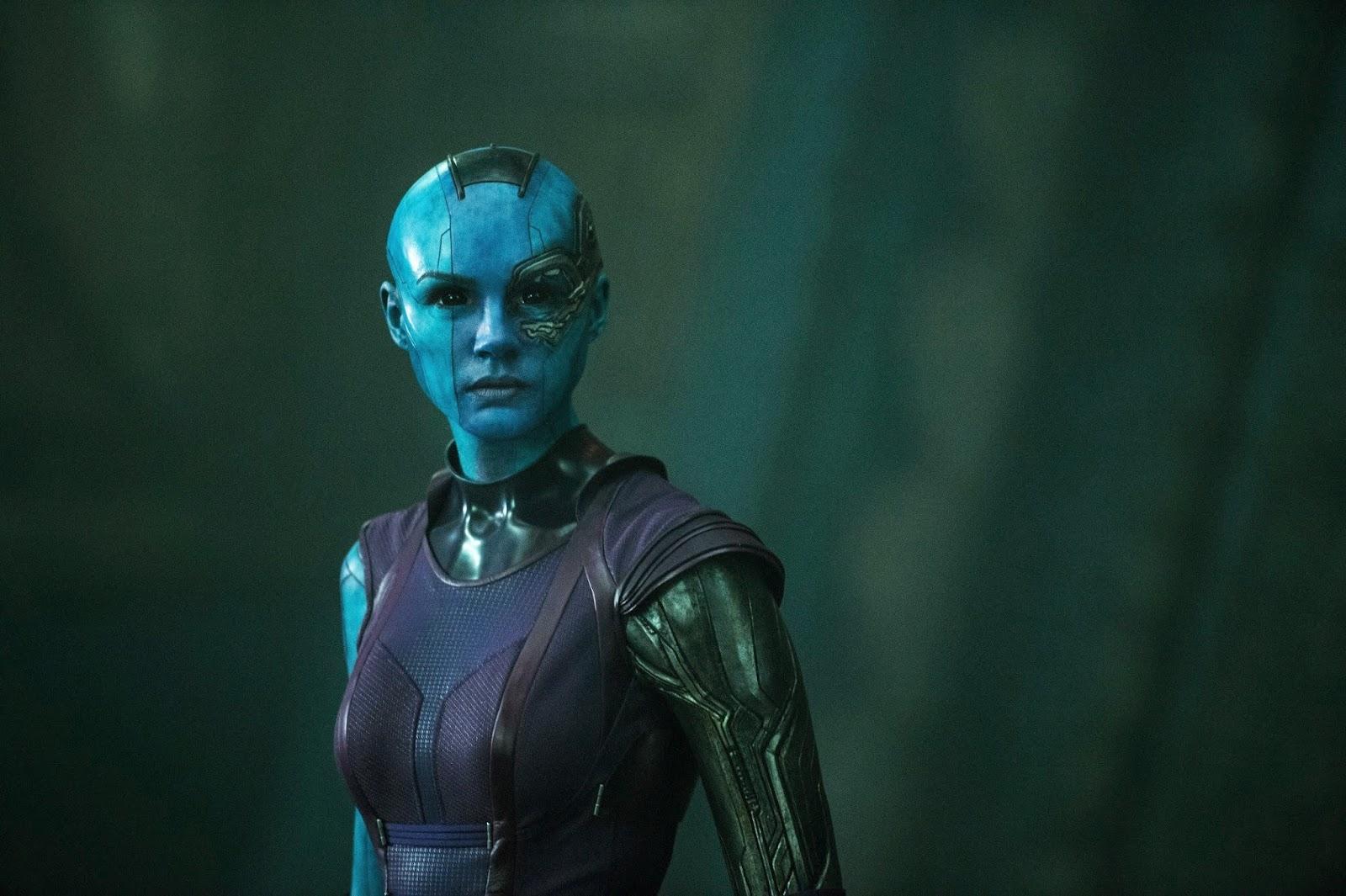 Jay Maidment Guardians of the Galaxy Nebula