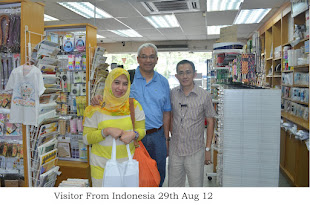 Visitor from Indonesia