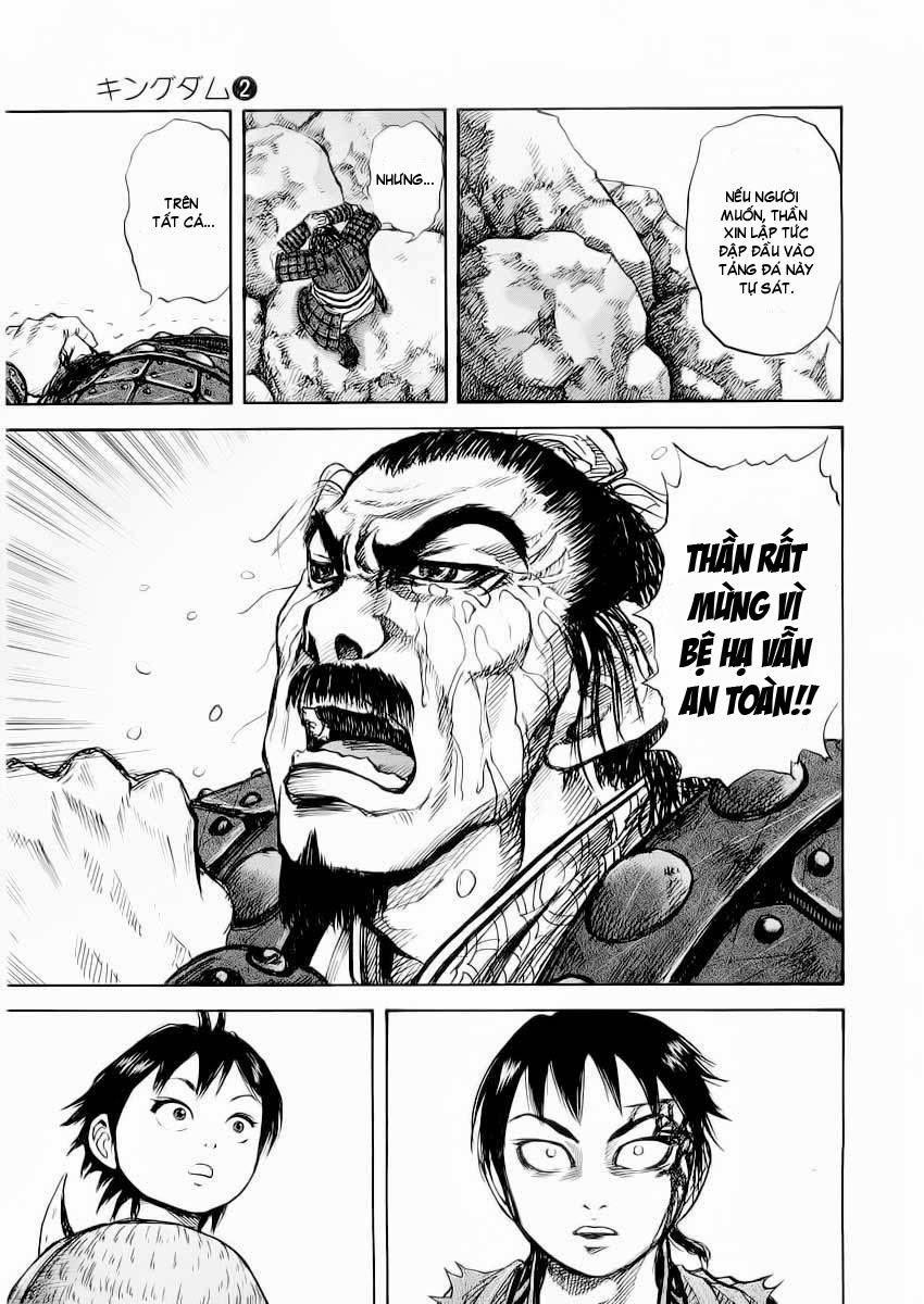 Kingdom – Vương Giả Thiên Hạ (Tổng Hợp) chap 12 page 18 - IZTruyenTranh.com