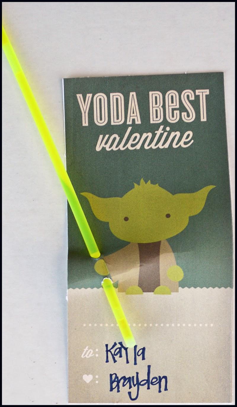 DIY Classroom Valentines