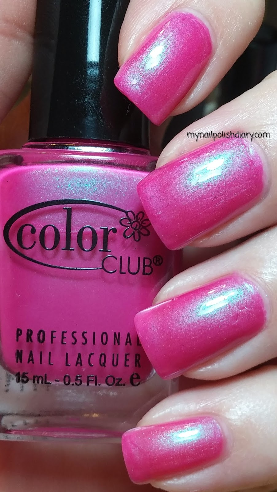 My Nail Polish Diary: Color Club Ultra Violet