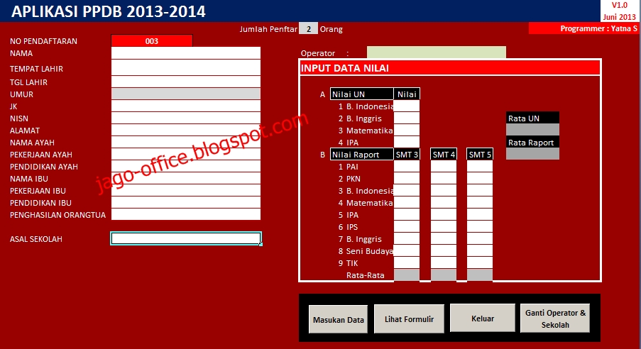Download Aplikasi PPDB/PSB Digital