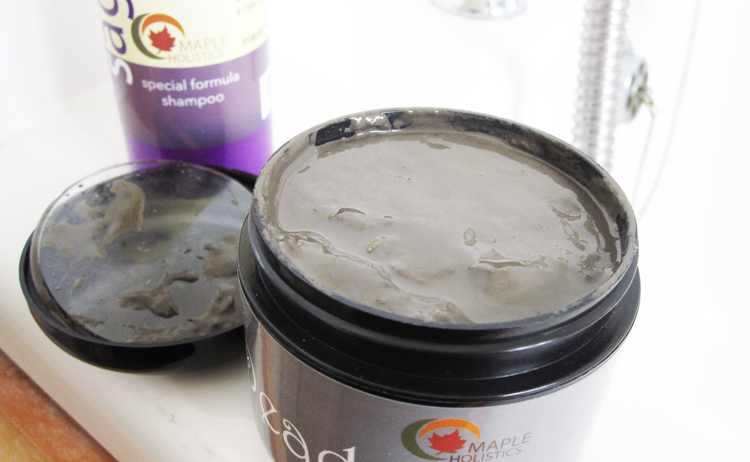 Maple Holistics Sage Shampoo & Dead Sea Mineral Youth Face Mask review