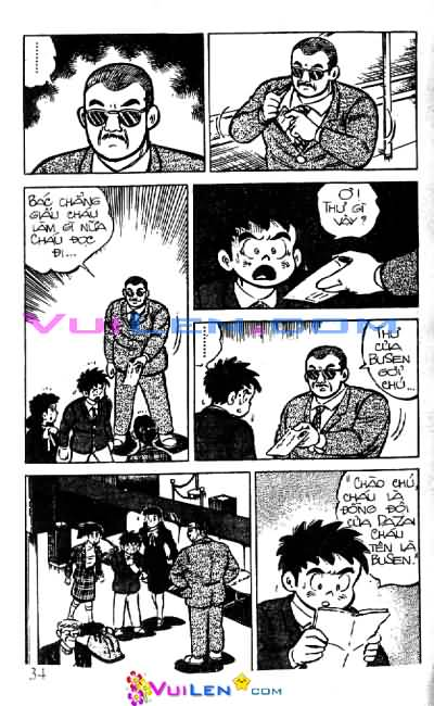 Jindodinho - Đường Dẫn Đến Khung Thành III  Tập 20 page 34 Congtruyen24h