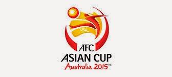 Keputusan Bolasepak Piala Asia 2015 Australia
