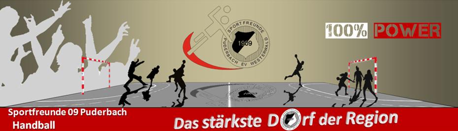 Sportfreunde 09 Handball   aktuell