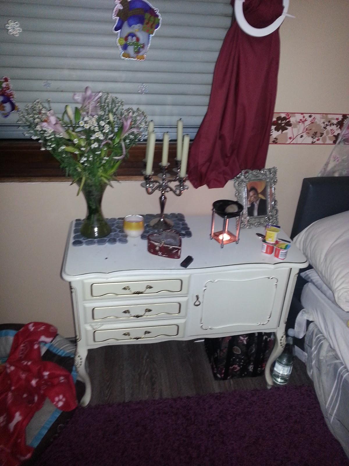 bigsizecinderella roomtour schlaf und arbeitszimmer. Black Bedroom Furniture Sets. Home Design Ideas
