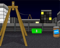 Juegos de Escape Hurry and Escape - The Roof