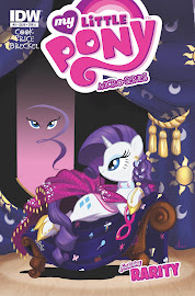 MLP Micro Series #3 Comic