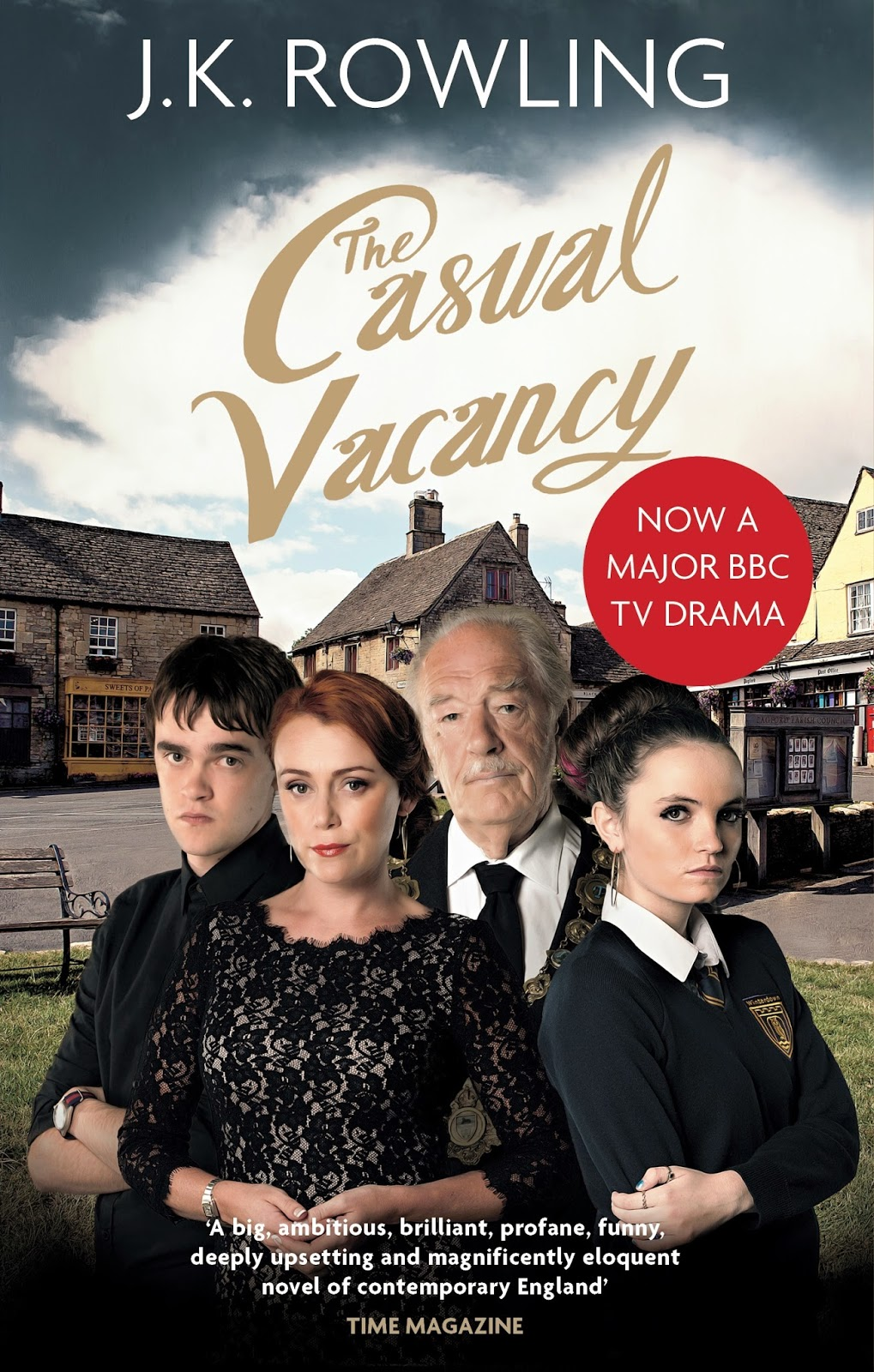 The Casual Vacancy – Todas as Temporadas Dublado / Legendado (2015)