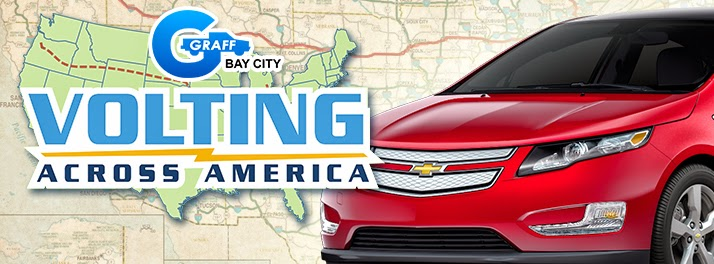 Volting Across America with Graff Bay City