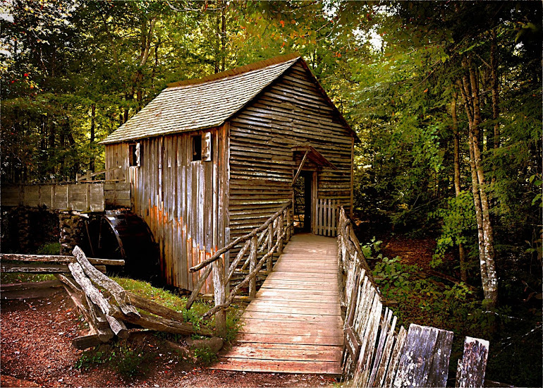 Grist Mill - Great Smoky Mountains