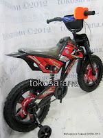 3 Sepeda Anak Merino Motocross 16 Inci