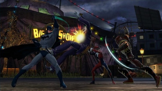 download game justice league heroes full game for pc