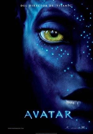 Poster Avatar 2009