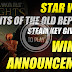 Star Wars Knights Of The Old Republic STEAM Key Giveaway, Winner Announcement