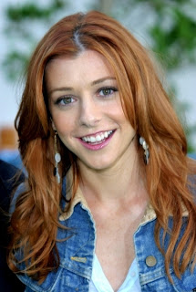 Alyson Hannigan and husband Alexis Denisof to renew their wedding vows