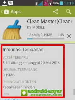 Informasi Aplikasi Lebih Mudah Dicari