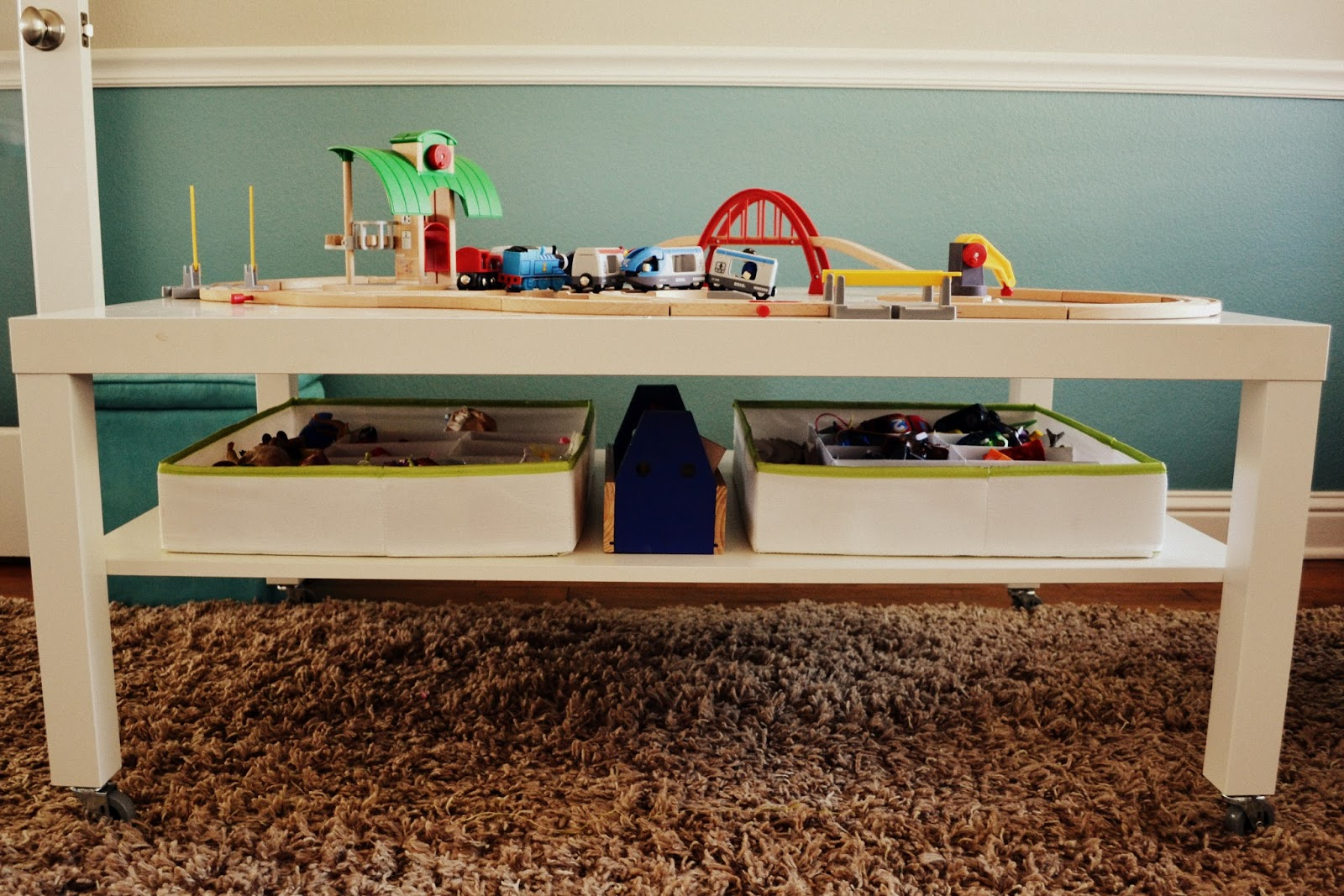 Plan to Happy Toy Storage for the Playroom Means to Reduce Toy