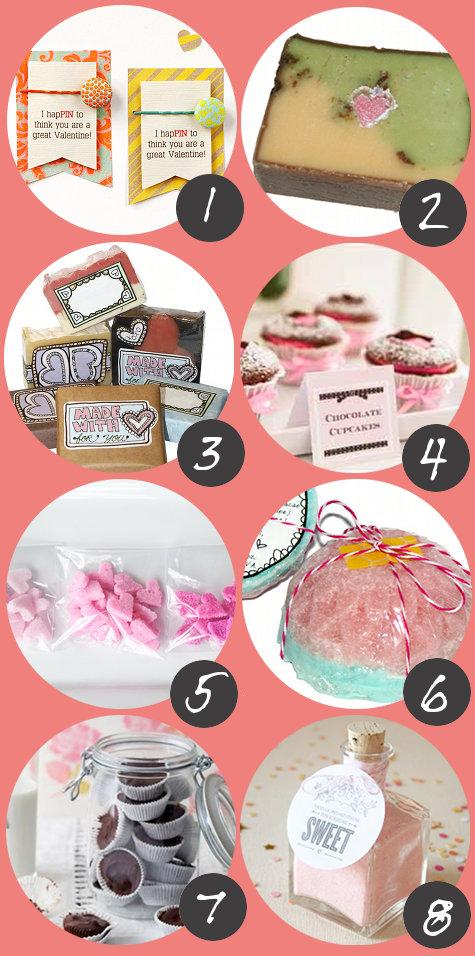 diy homemade valentine's day gift ideas - 80 handmade valentine's, Ideas