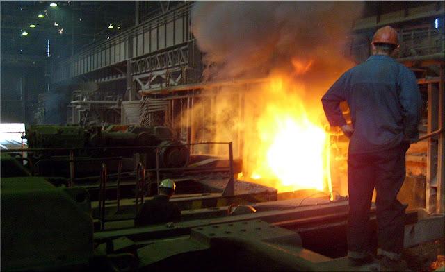Укротители огня и жидкого металла