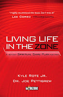 Kyle Rote Jr. Living life in the zone frases motivacion