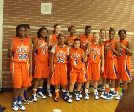 Tennessee Basketball Team Team Tennessee Glory 15u