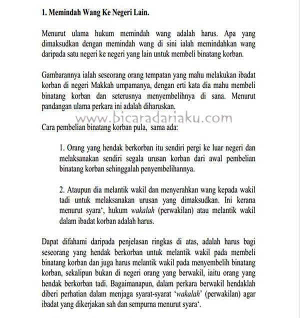 Fatwa mufti brunei tentang forex