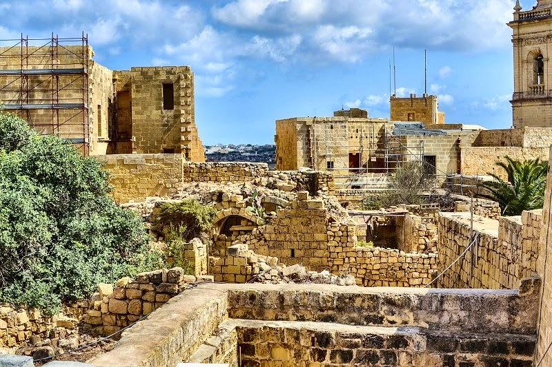 cittadella rabat Gozo