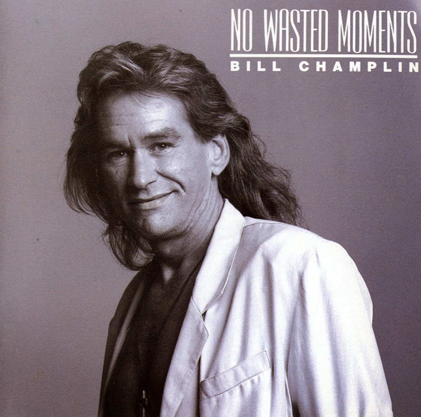 Bill Champlin No wasted moments 1990