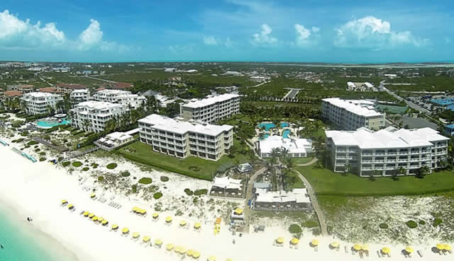 The Alexandra Resort & Spa - Grace Bay Beach, Turks & Caicos