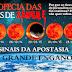 A profecia das 4 luas de sangue e a apostasia