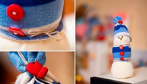 19 Sock Snowman Diy Crafts Guide
