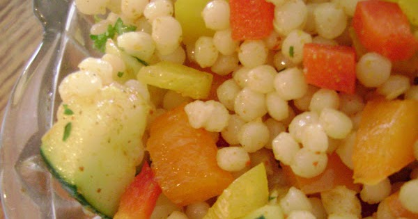 Jo And Sue Israeli Couscous Salad