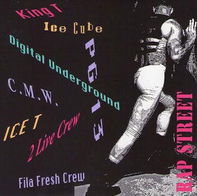 VA – Rap Street (CD) (1991) (320 kbps)