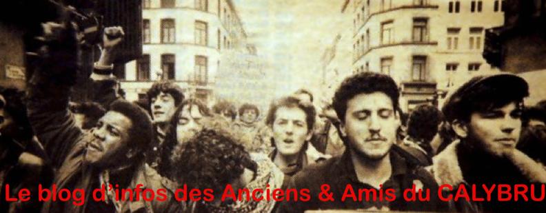 CALYBRU - Mouvement étudiant 1986