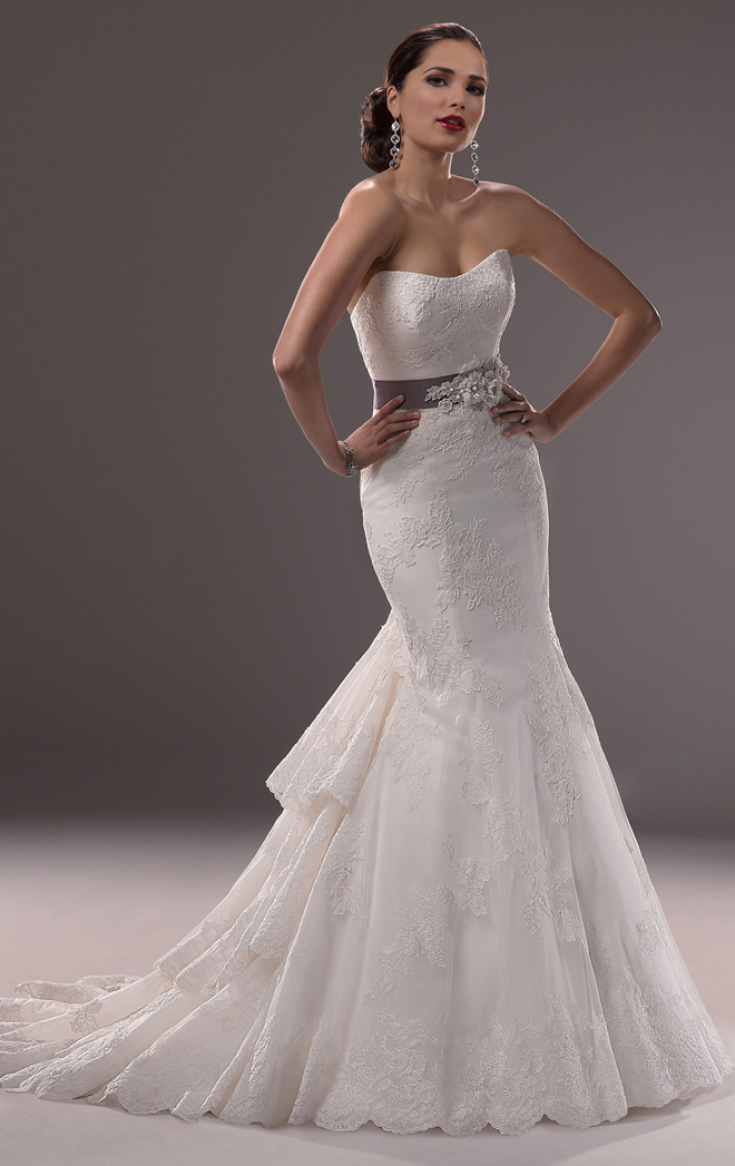 Maggie Sottero 2014 Bridal Collection Belle The Magazine