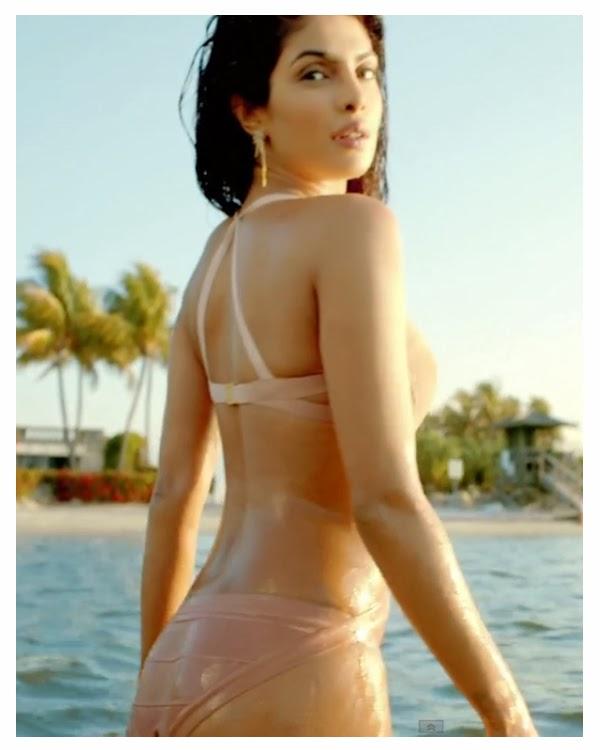 Bollywood Actress Priyanka Chopra Latest Bikini Pics