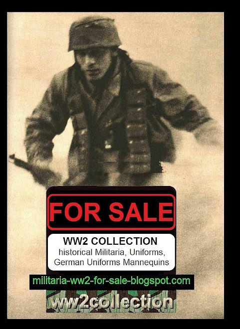 MILITARY COLLECTION FOR SALE