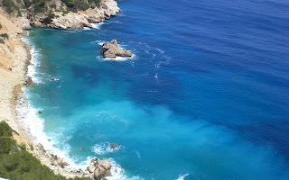 fotografias del mar mediterraneo