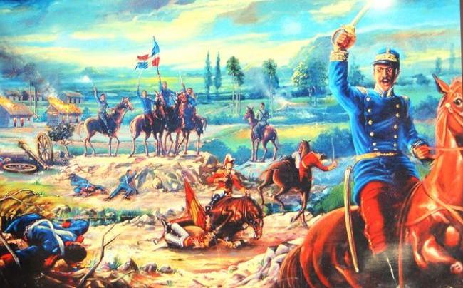 Guerra de Restauración de la República Dominicana