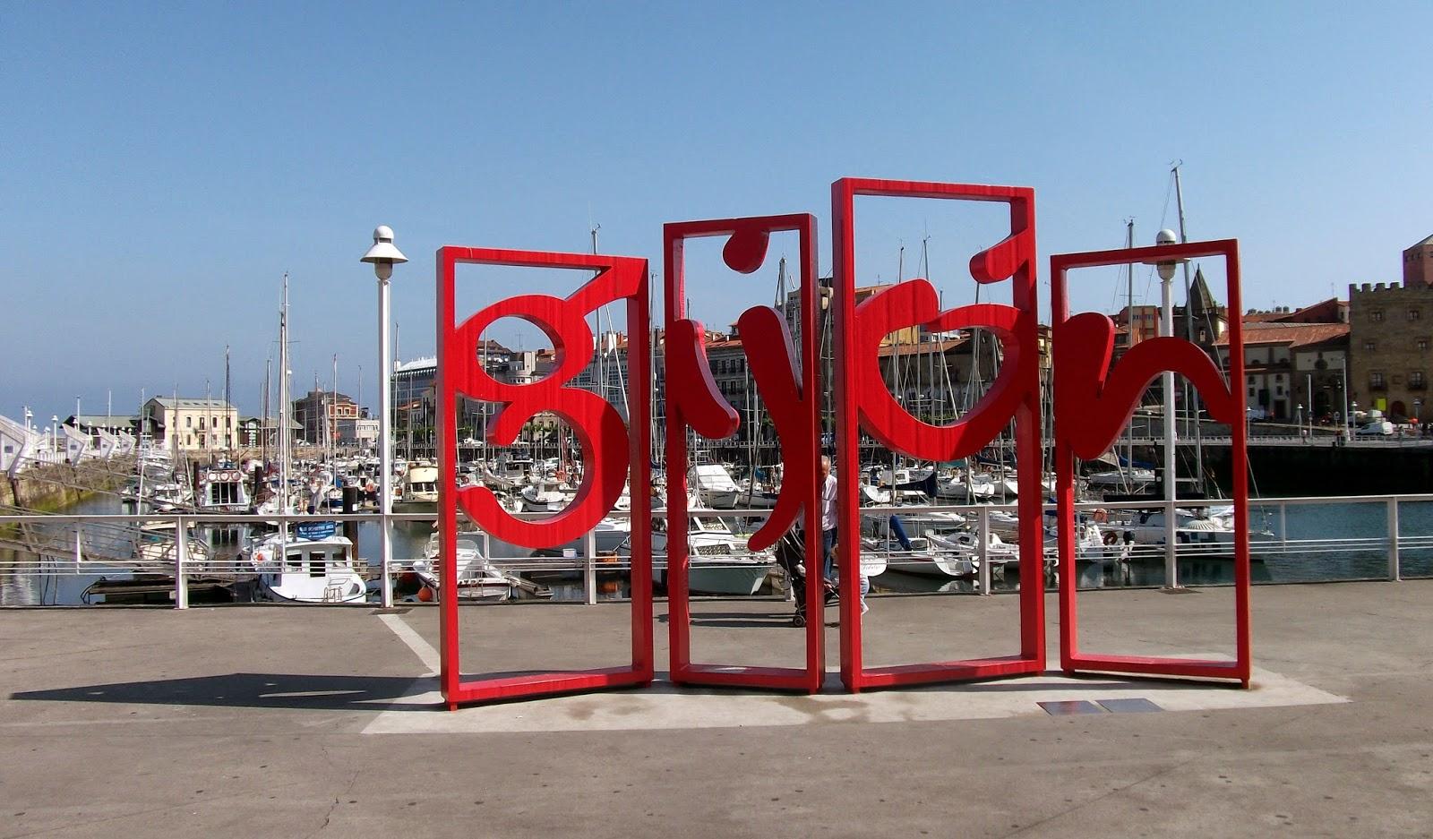 gijon puerto asturias