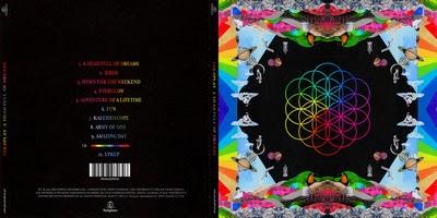 Coldplay A Head Full Of Dreams 2015
