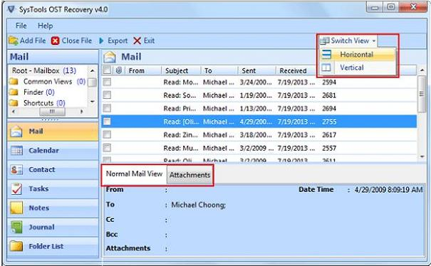 Outlook OST To Outlook PST File Conversion Reasons
